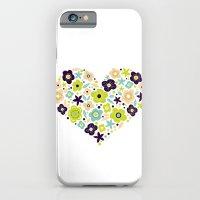 Heart Of Pollen iPhone 6 Slim Case