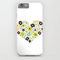 Heart Of Pollen iPhone 6 Slim Case