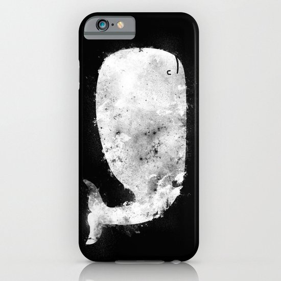 Bleached Whale iPhone & iPod Case