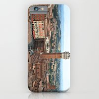 Siena, Italy from Above iPhone 6 Slim Case