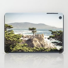 The Lone Cypress iPad Case