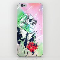 Hopeless Romantic iPhone & iPod Skin