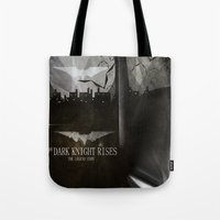 Dark Knight Rises Movie … Tote Bag