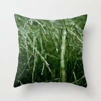 Wetlands Throw Pillow