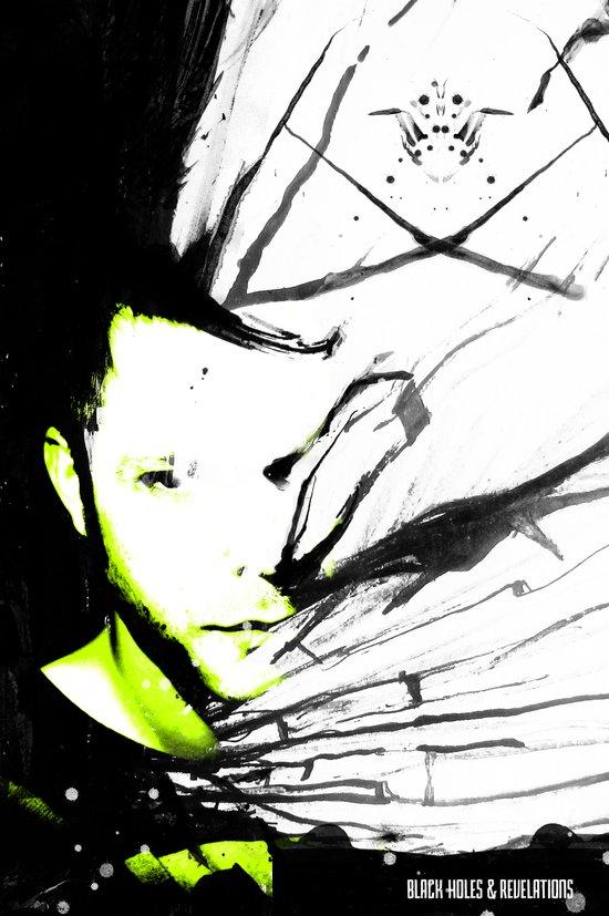 :: black holes and revelations Art Print