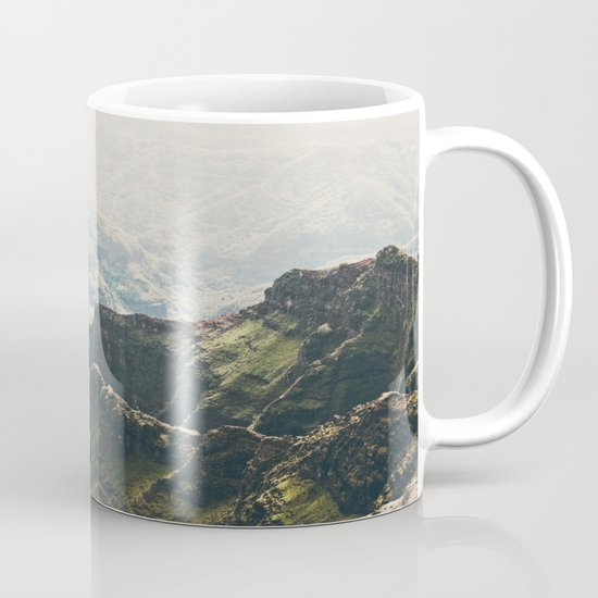 Hawaii Green Mug
