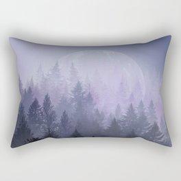 Rectangular Pillow - fantasy forest 2 - Bekim ART