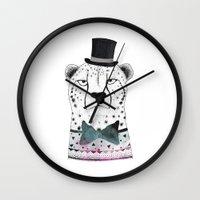 MR. CHEETAH Wall Clock