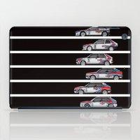 Lancia Martini Rally Car… iPad Case