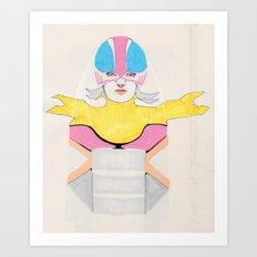 Nonsensical Play Art Print