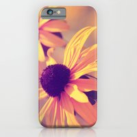 iPhone & iPod Case featuring Yellow Flower - Rudbeckia by Crazy Thoom