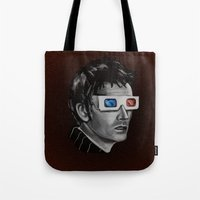Doctor Who :: Doomsday Tote Bag
