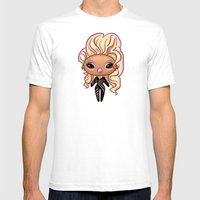 RuPaul - Season 6 Mens Fitted Tee White SMALL