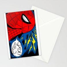 The Spidey Sense Stationery Cards