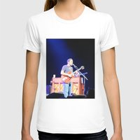 Jack Johnson Virginia Be… Womens Fitted Tee White SMALL