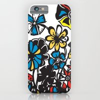 Bouquet - Skal iPhone 6 Slim Case
