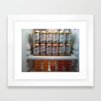 High Life & Jello Shots Framed Art Print