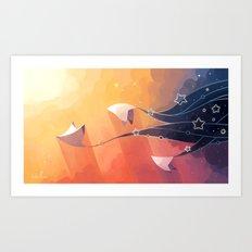 Nightbringer Art Print