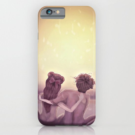 THE LOUDEST SOUND iPhone & iPod Case