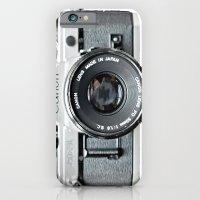 Vintage Camera Phone iPhone 6 Slim Case