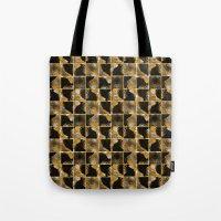 Scribble (yellow) Tote Bag