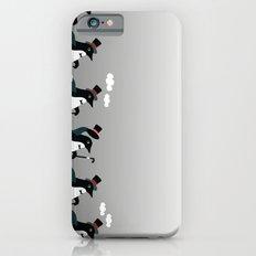 Penguin Parade iPhone 6 Slim Case