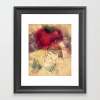 I Just Want To Get Your … Framed Art Print
