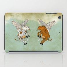 Las vacas voladoras - El día que iPad Case