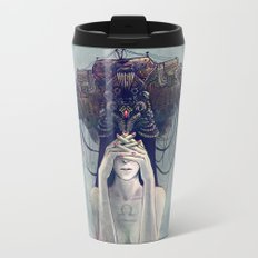 Zodiac Sign: Libra Travel Mug