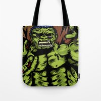 Hulkenstein SMASH! Tote Bag