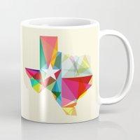Texas State Of Mind Mug