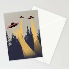 Alien INVASION! Stationery Cards