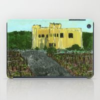 Sand Castle Winery iPad Case