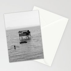 Sea Hut Stationery Cards