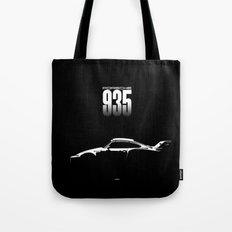 1976 Porsche 935 Tote Bag
