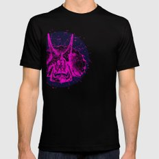 Dinostars (LOST TIME) Mens Fitted Tee Black SMALL