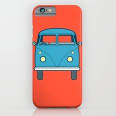 #53 Volkswagen Type 2 Splitscreen Bus iPhone 6s Slim Case