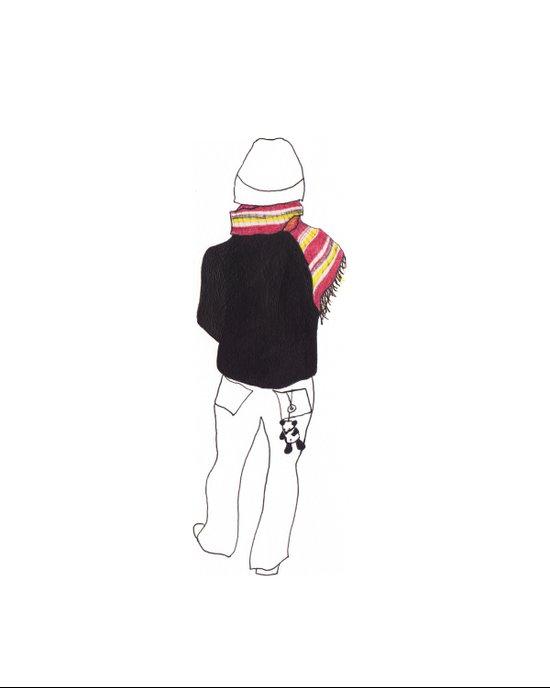 Tatsuya Art Print