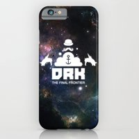 Dreck-The Final Frontier iPhone 6 Slim Case