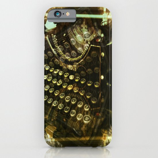 underwood iPhone & iPod Case