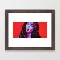 Merille Framed Art Print