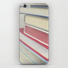 Something to read iPhone & iPod Skin