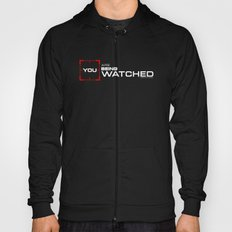 Person of Interest Hoody