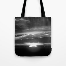 Black and White Delight Tote Bag