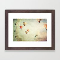 Tales of Another Time Framed Art Print