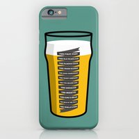The Golden Mile iPhone 6 Slim Case