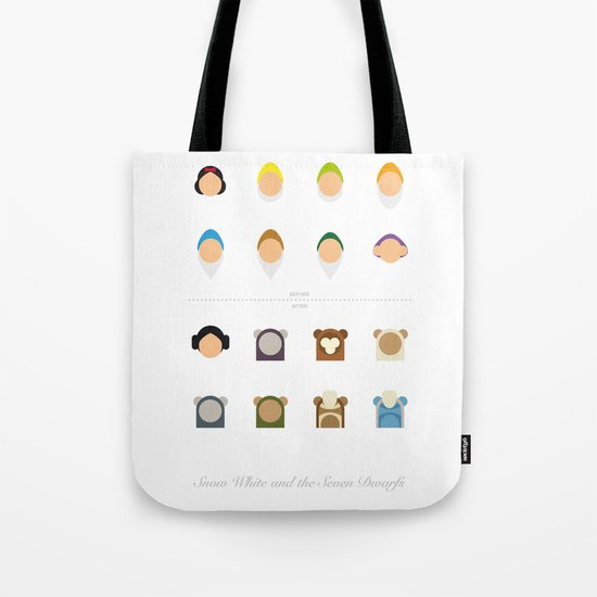 Famous Capsules - New Casting Tote Bag