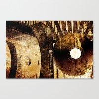 Rusty Essence Canvas Print