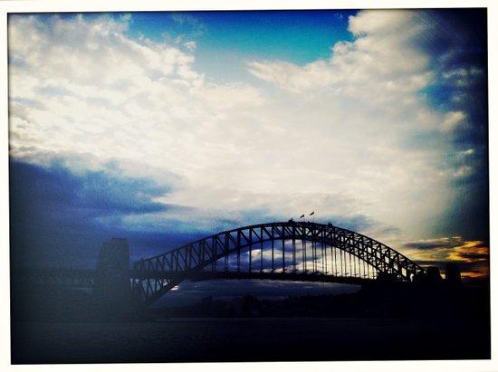 Sydney Harbour Bridge Canvas Print