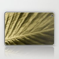 'Golden Leaf' Laptop & iPad Skin